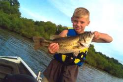 toledo bend lake full service fishing guide sam rayburn