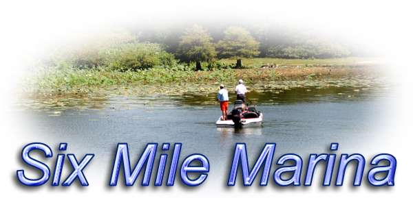 Six Mile Marina on toledo Bend Lake