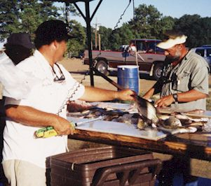 Toledo bend guide service greg crafts your fishing guide for Toledo bend fishing reports